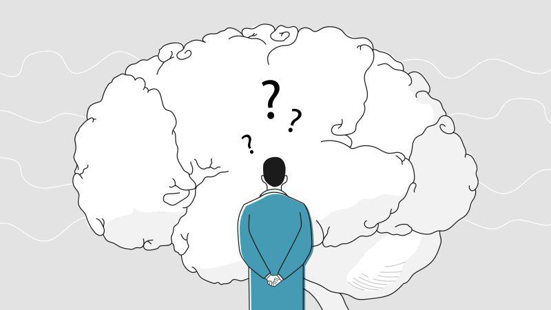 Brain, Man, Alzheimers